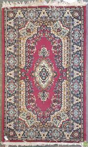 Sale 8611 - Lot 1050 - Turkish Machine Made Rug (139 x 78cm)