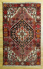 Sale 8680C - Lot 7 - Persian Hamadan 255cm x 157cm