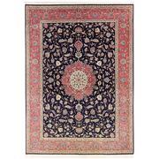 Sale 8810C - Lot 33 - A Pakistani Fine Revival Isfahan Design in Wool & Silk, 270 x 380cm