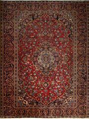 Sale 8402C - Lot 40 - Persian Kashan 350cm x 255cm