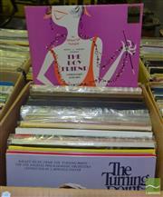 Sale 8541 - Lot 2035 - Box of Records