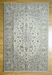 Sale 8680C - Lot 8 - Persian Kashan 302cm x 204cm