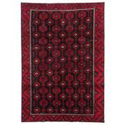 Sale 8810C - Lot 34 - A Persian Tribal Beluch In Handspun Wool, 203 x 290cm