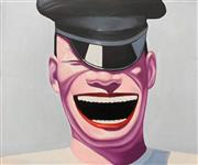 Sale 9072 - Lot 2035 - Contemporary Chinese School The Laughing Official I acrylic on canvas , 50 x 60 cm
