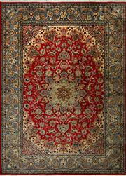 Sale 8418C - Lot 41 - Persian Mashad  420cm x 320cm