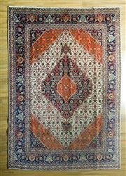 Sale 8680C - Lot 9 - Persian Tabriz 290cm x 204cm