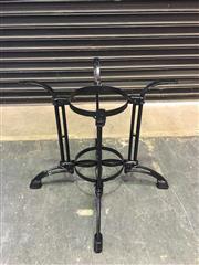 Sale 8402B - Lot 42 - Cast Iron Table Base, circular
