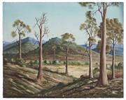 Sale 8506A - Lot 5017 - John Dynon (1954 - ) - Flinders, 1984 40.5 x 50.5cm