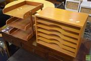 Sale 8523 - Lot 1097 - Desk Top Filers