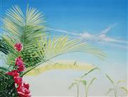 Sale 8619 - Lot 2068 - David Edward Baker (1945 - ) - Tropical Fragment, 1988 55 x 75cm