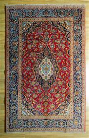 Sale 8680C - Lot 10 - Persian Kashan 320cm x 204cm
