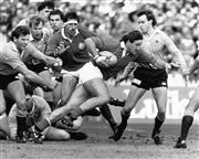 Sale 8754A - Lot 12 - Australia vs British Lions Test Match, Sydney Football Stadium, 1 July, 1989 - 20 x 25cm