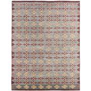 Sale 8810C - Lot 36 - An Indian Revival Scandi Design in Handspun Wool, 300 x 400cm