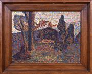 Sale 8349A - Lot 124 - Artist Unknown (XX) - Landscape 30 x 40cm