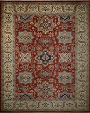 Sale 8402C - Lot 43 - Super Kazak Afghan 362cm x 269cm