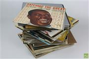 Sale 8508 - Lot 22 - Box Of Jazz Records In Crate