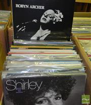 Sale 8541 - Lot 2044 - Box of Records