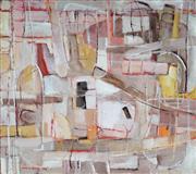 Sale 8958A - Lot 5038 - Susan ODoherty (1960 -) - Eastern, 1999 111.5 x 121.5cm (total: 111.5 x 121.5 x 3 cm)
