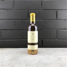 Sale 9109W - Lot 823 - 1999 Chateau dYquem, 1er Cru Superieur, Sauternes - 375ml half-bottle
