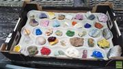 Sale 8404 - Lot 1092 - 37 Crystal Varieties