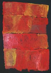 Sale 8492 - Lot 531 - Kudditji Kngwarreye (1938 - ) - My Country 93 x 66cm