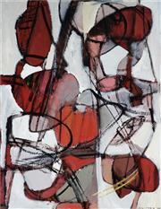 Sale 8958A - Lot 5039 - Susan ODoherty (1960 -) - Intimate, 1999 122 x 91cm (total: 122 x 91 x 3 cm)