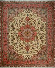 Sale 8402C - Lot 44 - Superfine Persian Silk Tabriz 255cm x 200cm