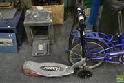Sale 8495 - Lot 2090 - Razor Scooter