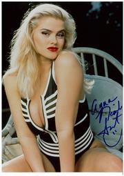 Sale 8555A - Lot 5022 - Anna Nicole Smith