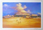 Sale 9002A - Lot 5060 - DArcy Doyle (1932 - 2001) - Tibooburra 42.5 x 64 cm