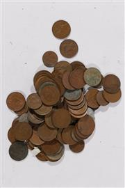 Sale 9007 - Lot 67 - A Collection Of Pennies