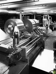 Sale 8721A - Lot 35 - Val Foreman - Automatic Coil Shear, 1971 25 x 20cm