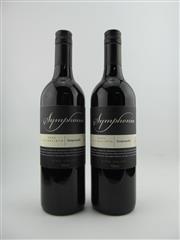 Sale 8353A - Lot 829 - 2x 2004 Symphonia Wines La Solista Tempranillo, King Valley