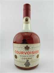 Sale 8385 - Lot 627 - 1x Courvoisier VS Cognac - old bottling