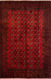 Sale 8431C - Lot 38 - Afghan Turkman 240cm x 170cm