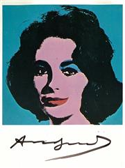Sale 8555A - Lot 5012 - Andy Warhol Liz
