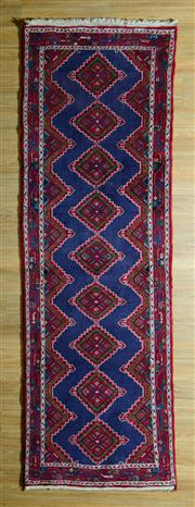 Sale 8680C - Lot 15 - Persian Hamadan 218cm x 89cm