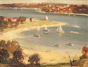 Sale 8929 - Lot 568 - James R Jackson (1882 - 1975) - Clontarf 30 x 40 cm