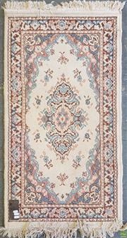 Sale 8611 - Lot 1096 - Persian Machine Made Rug (110 x 60cm)