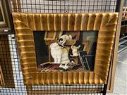 Sale 8927 - Lot 2028 - Artist Unknown - Kitten Play oil on panel