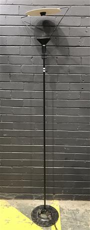 Sale 9022 - Lot 1093 - Metal Modernist Floor Lamp (H:201cm)