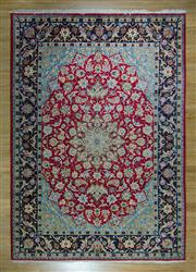 Sale 8657C - Lot 93 - Persian Isfahan 260cm x 370cm