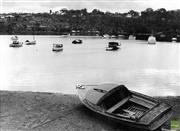Sale 8721A - Lot 38 - Artist Unknown - Harbour Scene, 1939 20 x 25cm