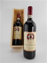 Sale 8498 - Lot 1816 - 2x 2010 Fuligni, Brunello di Montalcino - in timber boxes