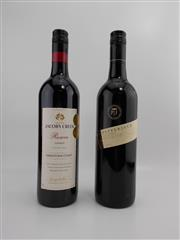 Sale 8519W - Lot 61 - 2x 2014 Shiraz - 1x Jacobs Creek Reserve, Limestone Coast; 1x Saltram Pepperjack, Barossa Valley