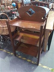 Sale 8648C - Lot 1083 - Tiered Bookshelf