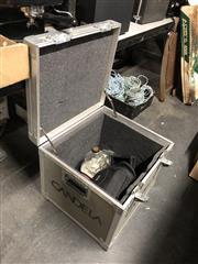 Sale 8819 - Lot 2259 - Hardcase Safe Trunk