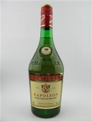 Sale 8398A - Lot 892 - 1x Chatelle Napoleon VSOP French Brandy