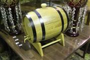 Sale 8499 - Lot 1022 - Small Reproduction Wine Barrel