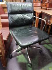 Sale 8601 - Lot 1155 - Office Chair with Single Arm
